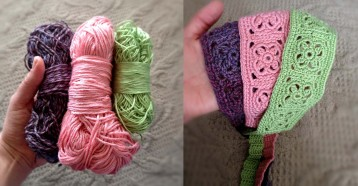 Different Types of Yarn You Can Use to Make a Crochet Headband