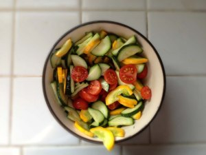 Tomatos, Squash and Zuchinni Are Perfect Vegetables To Juice